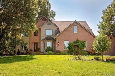 13633 Orchard Crt, Gregory, MI 48137 - #: 21527241