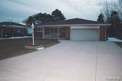 37051 Almont Dr E, Sterling Heights, MI 48310 - #: 21529282