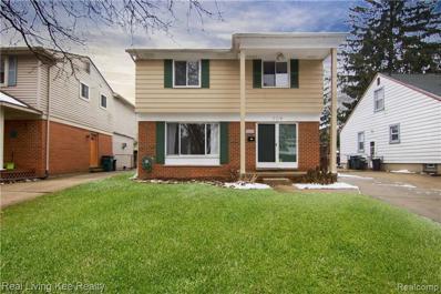 709 N Edison Ave, Royal Oak, MI 48067 - #: 21529770