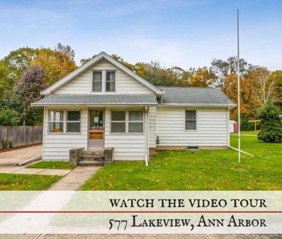 577 Lakeview Ave, Ann Arbor, MI 48103 - #: 21531101