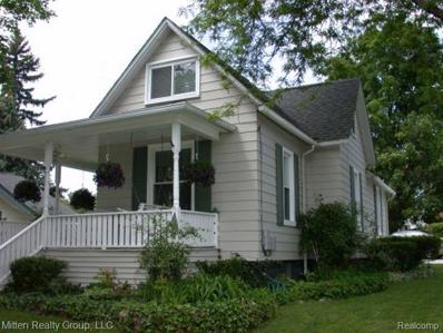 261 Mill St, Plymouth, MI 48170 - #: 21531815