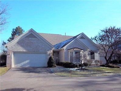 29420 Woodfield Crt UNIT Unit#18, Farmington Hills, MI 48331 - #: 21532208