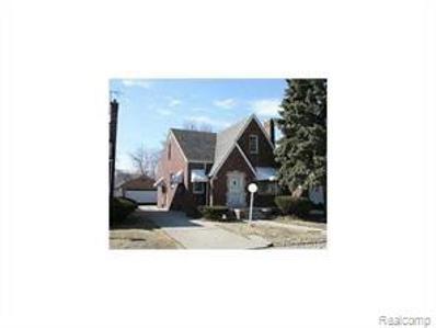 19335 Tracey St, Detroit, MI 48235 - #: 21533425