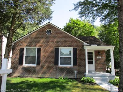 2018 Mortenson Blvd, Berkley, MI 48072 - #: 21533993