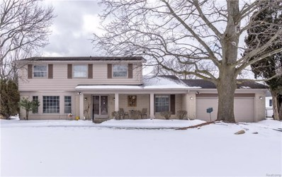 32623 Olde Franklin Dr, Farmington Hills, MI 48334 - #: 21534507