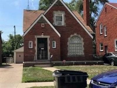 18501 Griggs St, Detroit, MI 48221 - #: 21535365
