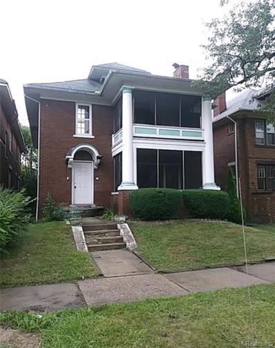 4061 W Philadelphia St, Detroit, MI 48204 - #: 21535378