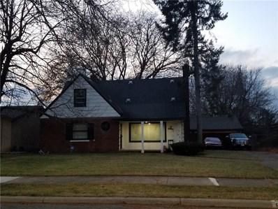6476 Oakman Blvd, Detroit, MI 48228 - #: 21535461