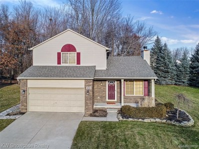 432 Cove View Dr, Waterford, MI 48327 - #: 21538471