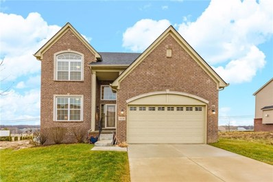 4828 E Stonegate Cir, Lake Orion, MI 48359 - #: 21545347