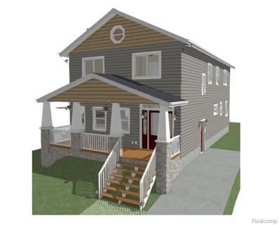 121 S Maple Ave, Royal Oak, MI 48067 - #: 21548843
