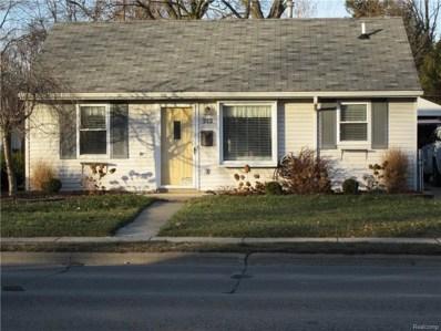 213 E 13 Mile Rd, Royal Oak, MI 48073 - #: 21549618