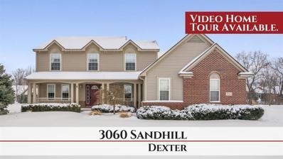 3060 Sandhill Dr, Dexter, MI 48130 - #: 21559516