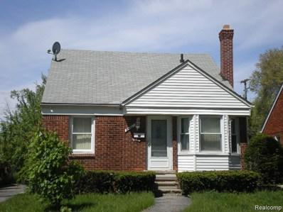 7501 Montrose, Detroit, MI 48228 - #: 21609137