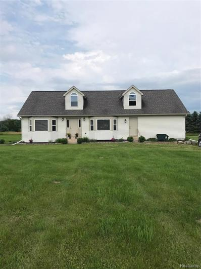 3174 Howland Rd, Almont, MI 48003 - #: 21623365