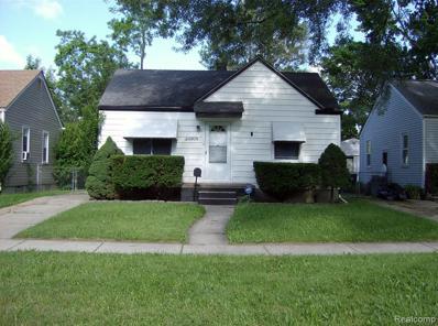 20105 Delaware Ave, Redford, MI 48240 - #: 21625713