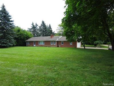 1125 Winthrop Rd, Bloomfield Hills, MI 48302 - #: 21638829