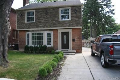 6818 Drexel St, Dearborn Heights, MI 48127 - #: 21643121