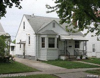 4783 Curtis St, Dearborn, MI 48126 - #: 21646222