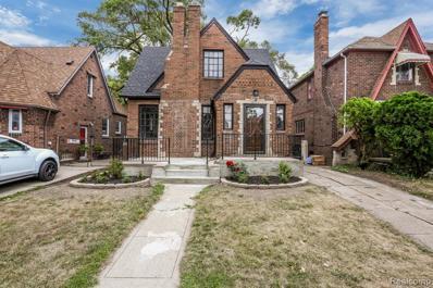 16826 Manor St, Detroit, MI 48221 - #: 21653005
