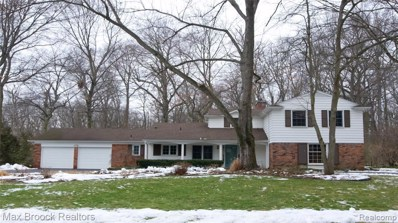 32717 Robinhood Dr, Beverly Hills, MI 48025 - #: 30770788
