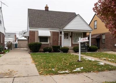 3454 Raymond Ave, Dearborn, MI 48124 - #: 30781374