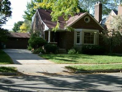 328 Beechmont, Dearborn, MI 48124 - #: 30781952