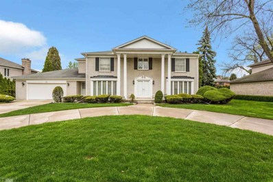 60 Stillmeadow, Grosse Pointe Shores, MI 48236 - #: 31347732