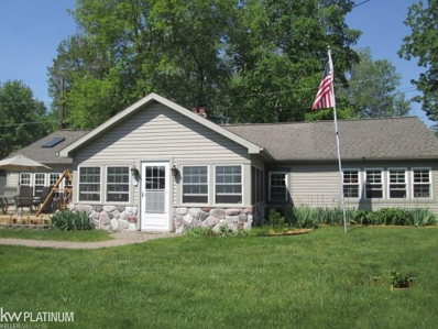 8319 Lakeshore, Lexington, MI 48450 - #: 31349267