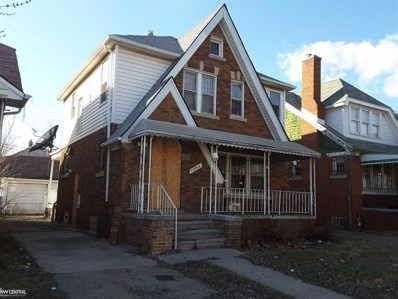 12763 Cloverlawn, Detroit, MI 48238 - #: 31349454