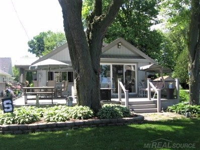 8231 Lakeshore, Lexington, MI 48450 - #: 31352276