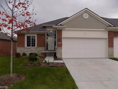 49106 Pond Place Drive UNIT UNIT # >, Shelby Twp, MI 48315 - #: 31355211