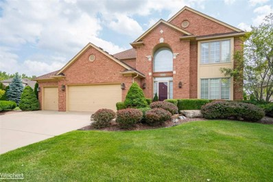 46110 Middle Branch, Macomb, MI 48044 - #: 31356426