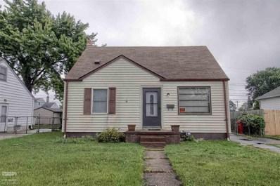 19120 Eastland St., Roseville, MI 48066 - #: 31357891