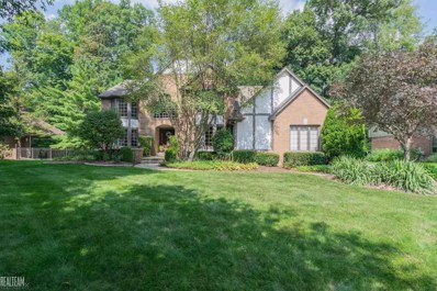 14677 Towering Oaks Dr., Shelby Twp, MI 48315 - #: 31360179