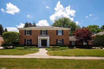 51 Stillmeadow, Grosse Pointe Shores, MI 48236 - #: 31361964