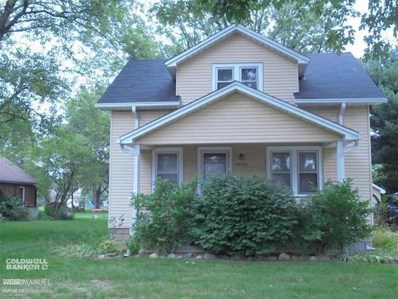 44712 Malow Ave., Sterling Heights, MI 48314 - #: 31362233