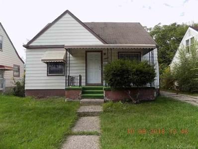 19209 Hasse, Detroit, MI 48234 - #: 31362392