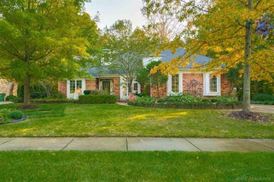 3670 Pierce Dr, Shelby Twp, MI 48316 - #: 31362782