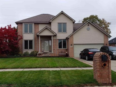12941 Cobblestone Dr, Sterling Heights, MI 48313 - #: 31364429