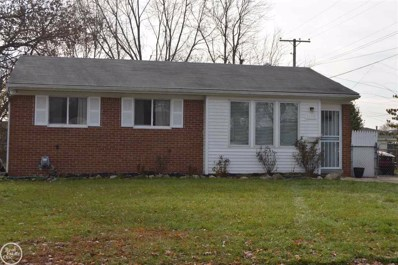 11118 Plumridge, Sterling Heights, MI 48313 - #: 31365572