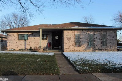 39536 Pinebrook Dr, Sterling Heights, MI 48310 - #: 31365711