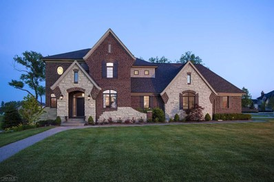 5750 Bradbury Run, Washington, MI 48094 - #: 31365743