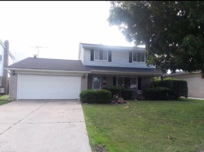34859 Carbon, Sterling Heights, MI 48312 - #: 31365749