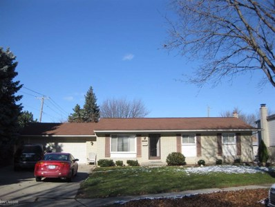 11609 Cocoa Ct, Sterling Heights, MI 48312 - #: 31365830