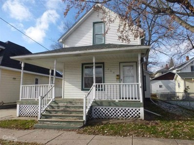 206 S 5th Street, Saint Clair, MI 48079 - #: 31366064