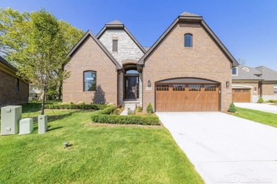 53118 Enclave Circle, Shelby Twp, MI 48315 - #: 31395125