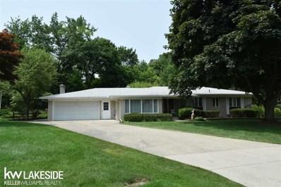 603 Wilwood Rd, Rochester Hills, MI 48309 - #: 31395323