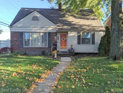 3401 Walnut St, Dearborn, MI 48124 - #: 40000235