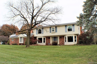 32302 Robinhood Dr, Beverly Hills, MI 48025 - #: 40002108